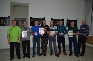 Спартакиада ВНИИЭФ-2016. Дартс. Завершающий этап.