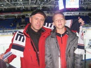 Поездка на хоккейный матч «Торпедо» - «Барыс»